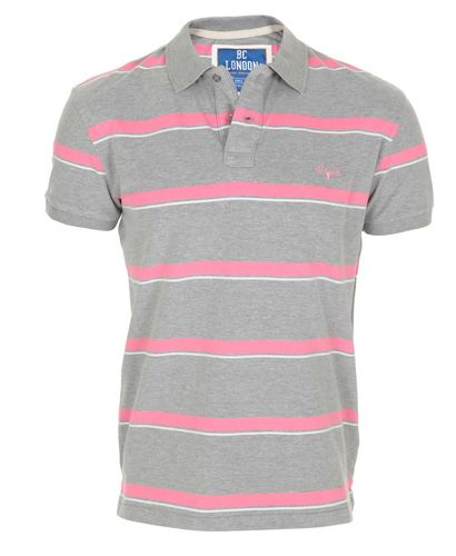 BC London Antler Polo Shirt