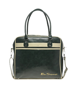 Ben Sherman Retro Tote Bag