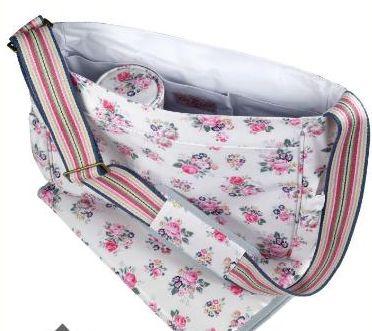 Cath Kidston Briar Rose Nappy Bag