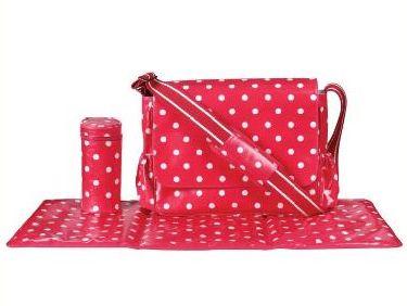 Cath Kidston Spot Nappy Bag