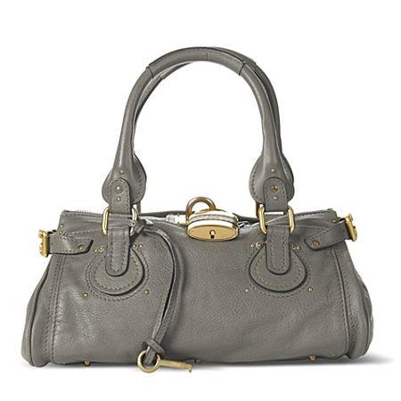 Chloe Paddington Classic Shoulder Bag
