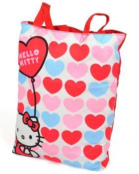 Hello Kitty Love Bubble Tote Bag
