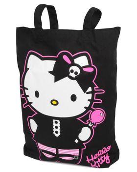 Hello Kitty Rock Kitty Tote Bag