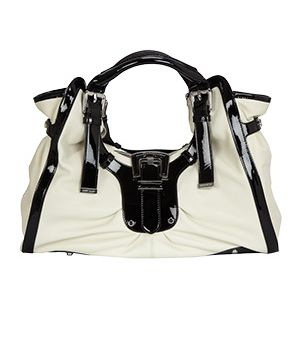 Karen Millen Colour Block Tote