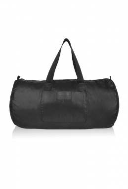 Marc by Marc Jacobs Black Nylon Packable Gym Bag