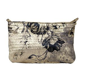 Oasis Floral Clutch