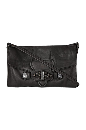 Oasis Jessica Leather Cross Body