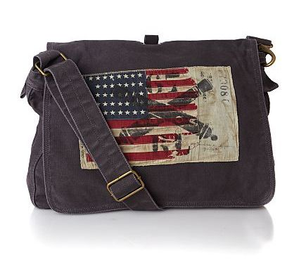 Polo Jeans Messenger Bag