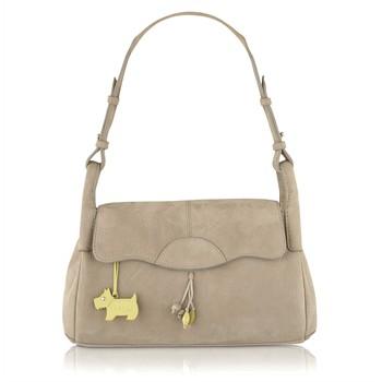 Radley Cheadle Nubuck Shoulder Handbag