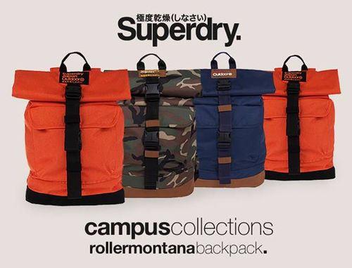 Superdry Roller Montana Backpack