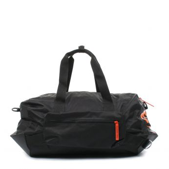 Y-3 Duffel Black Sports Bag