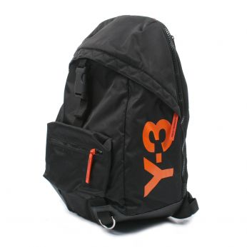 Y-3 Large Black Back Pack