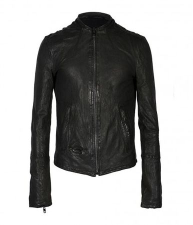 All Saints Collide Leather Jacket