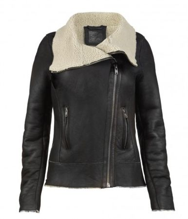 All Saints Ruskin Jacket