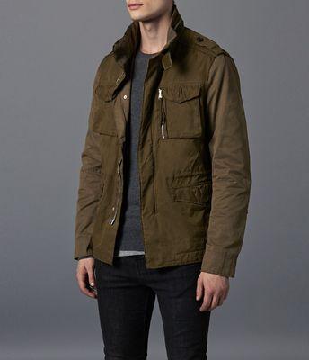 AllSaints Yakushi M65 Jacket
