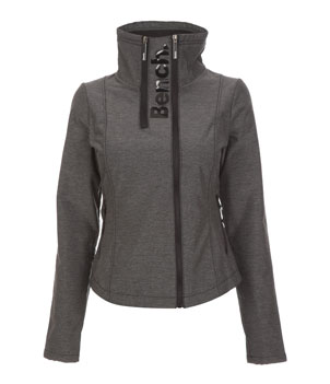 Bench Delux Jacket . Funnel neck jacket, Zip fastening, Two front ...