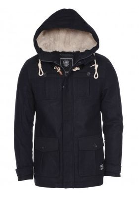Dissident Navy Wool Jacket