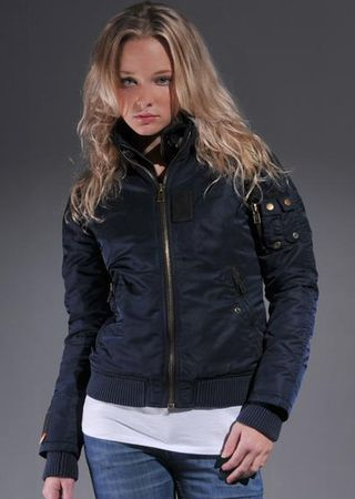 Superdry Retro Vintage Jet Jacket