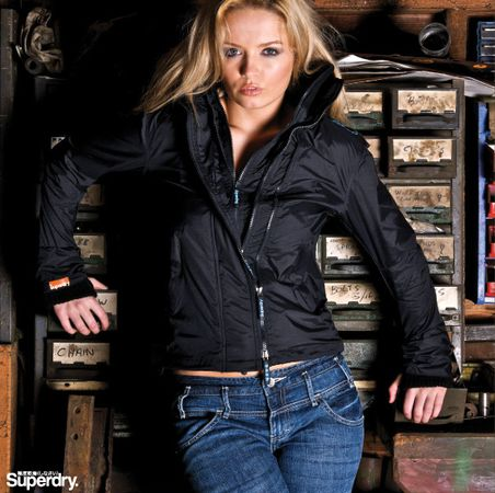 Superdry Windcheater Jackets For Women