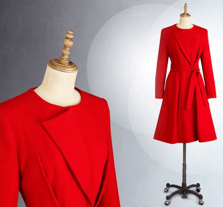 Wallis 1923 Heritage Coat Collection