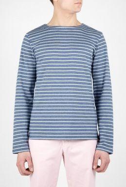 APC Breton Stripe Long Sleeve Top