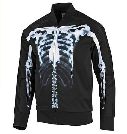 Adidas Jeremy Scott X-Ray Track Top