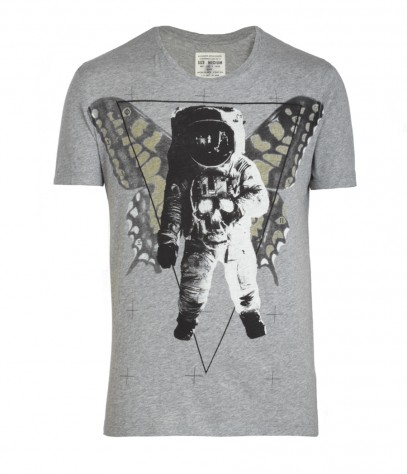 All Saints Butterfly T-Shirt
