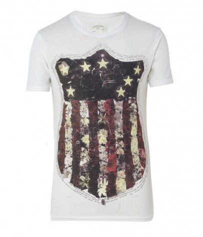 All Saints Shields T-Shirt