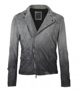 All Saints Throttle Leather Biker Jacket