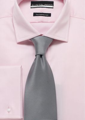 Austin Reed Pink Oxford Shirt