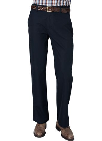 Austin Reed Wrinkle Free Navy Chino