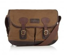 Barbour Waxed Cotten Tarras Bag