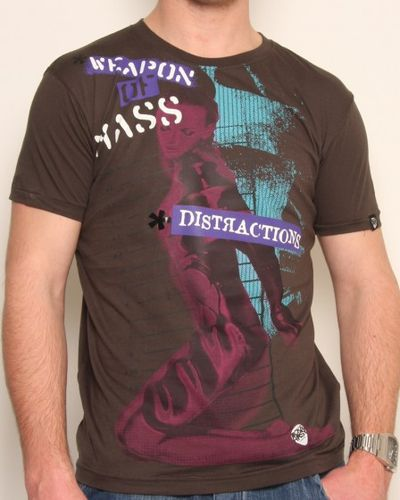 Beck And Hersey Mass Distractions T-Shirt