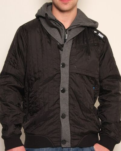 Beck And Hersey Tib Quilt Jacket