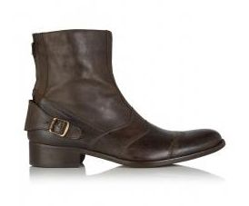 Belstaff Leather Townmaster 55 Boots