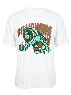Billionaire Boys Club On a Mission White T-Shirt