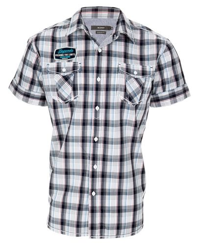 Blend Eagle Check Shirt