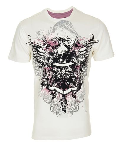 Blend Skull Wings T-Shirt