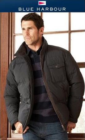 Blue Harbour Luxury Down Jacket