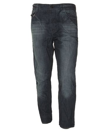 Blue Inc Chigwell Drop Crotch Jeans