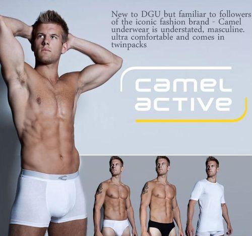Camel Active Mens Underwear