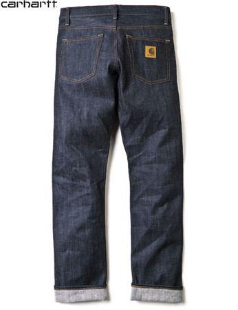 Carhartt Klondike Pant Japanese Jeans