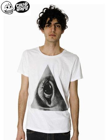 Cheap Monday Eye T-Shirt