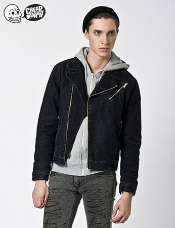 Cheap Monday Joe Biker Jacket