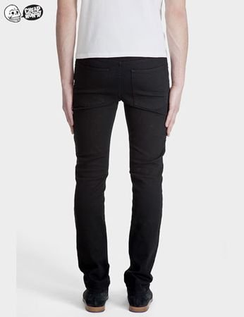 Cheap Monday Tight Skinny Over Dye Jeans