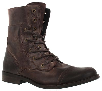 Condemned Nation Double Upper Boot