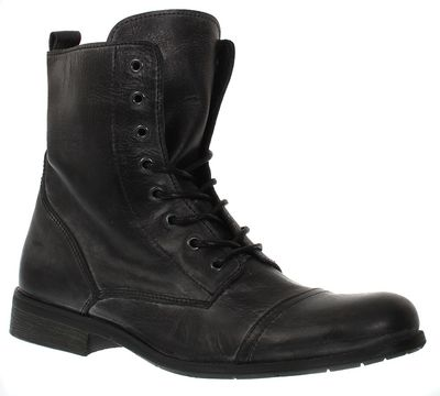 Condemned Nation Long Lace Boot