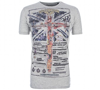 Condemned Nation Patriot Crew T-Shirt