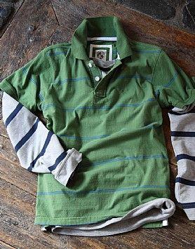 Crew Varsity Polo Shirt