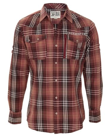 Crosshatch Jacksons LS Shirt